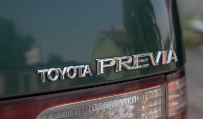 Toyota Previa full